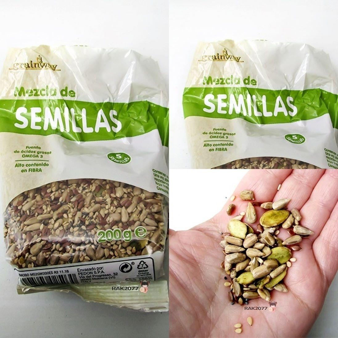 semillas mercadona