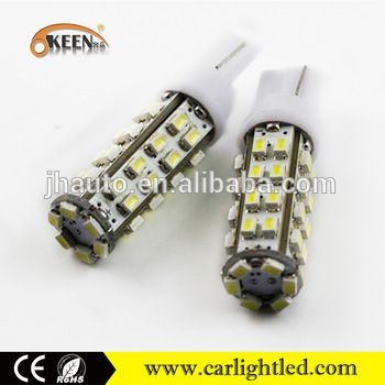 T10 194 168 501 Interior Map Reading Lamp 1206 Led Light 40smd 12 Volt Led Automotive Bulb Car Led Led Lights Led Bulb