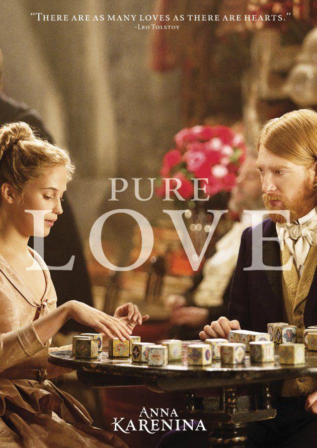 Anna Karenina (2012) Movie Poster