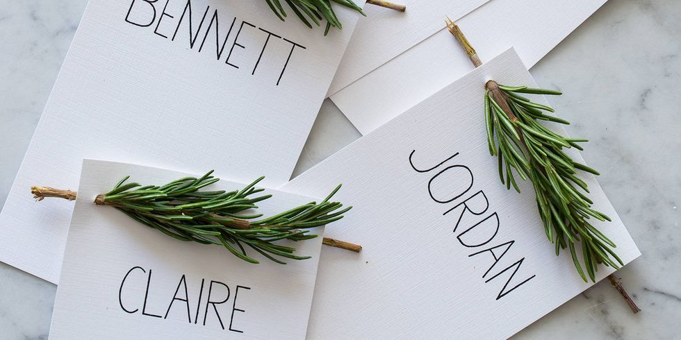 20 Diy Thanksgiving Place Cards Ideas For Holiday Card Holders