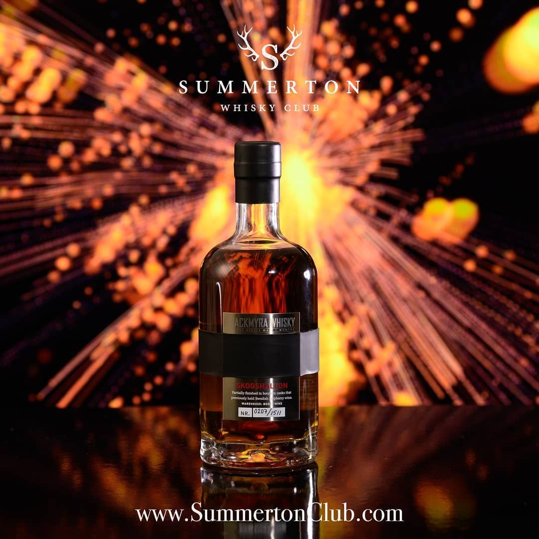 Love Whisky Join The Club In October 2019 Our Members Received The World S First Raspberry Wine Finished Whisky Only 1 511 Bottles We In 2020 Whisky Wine Summerton