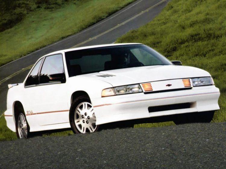 Chevrolet Lumina Z34 Chevrolet Lumina Chevrolet Car Chevrolet