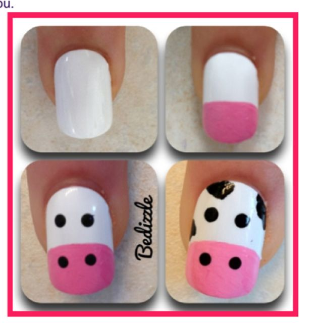 Cute For Little Girls Nails