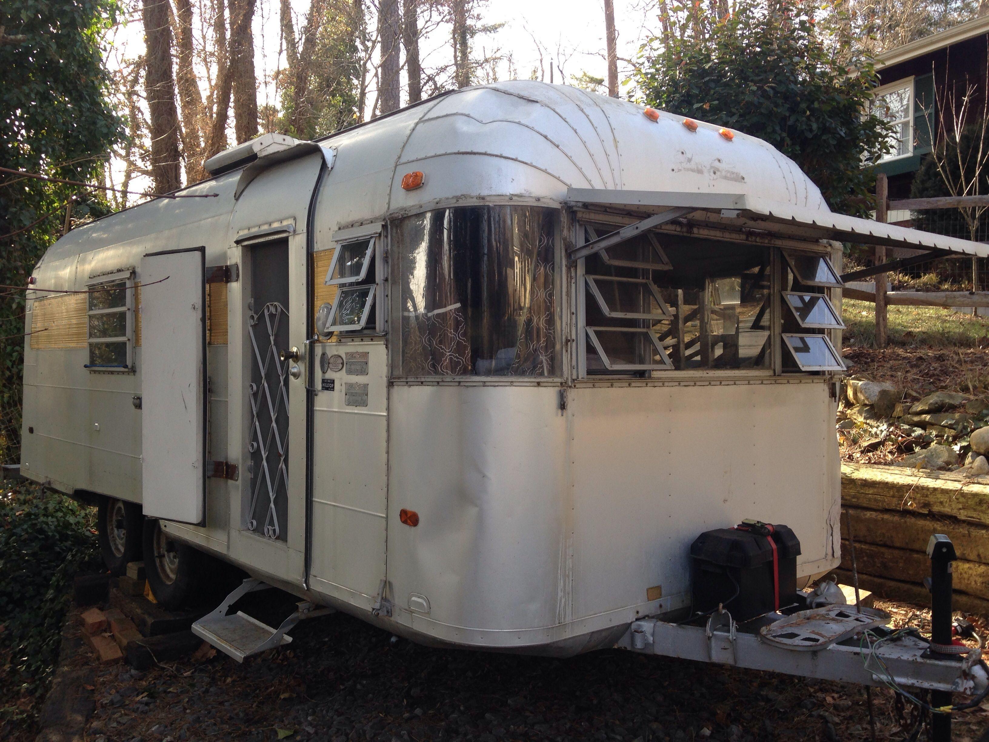 1968 silver streak trailer trailer living airstream