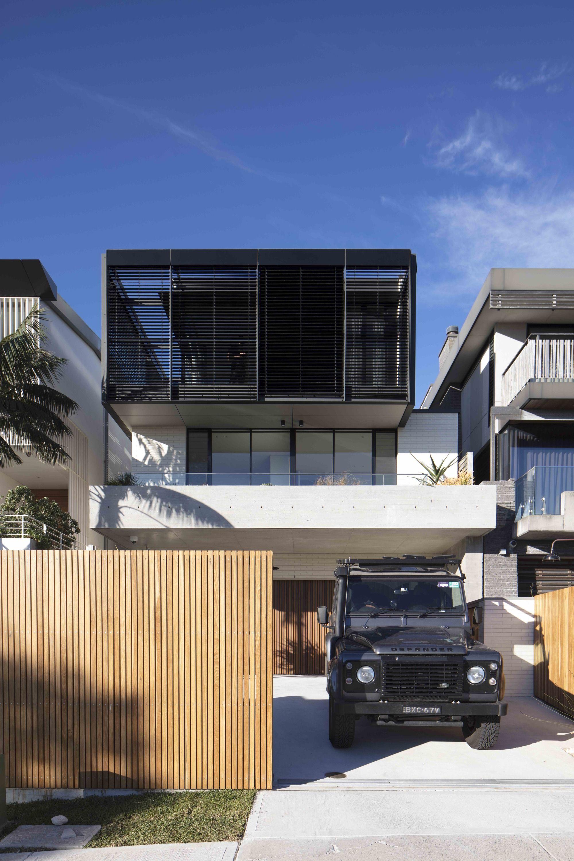 Casa en north bondi scale architecture arq molinari en for Casa minimalista tlalpan