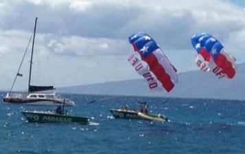 4th of July Celebrations in Ka'anapali Beach Resort. DID THIS on the 4th!