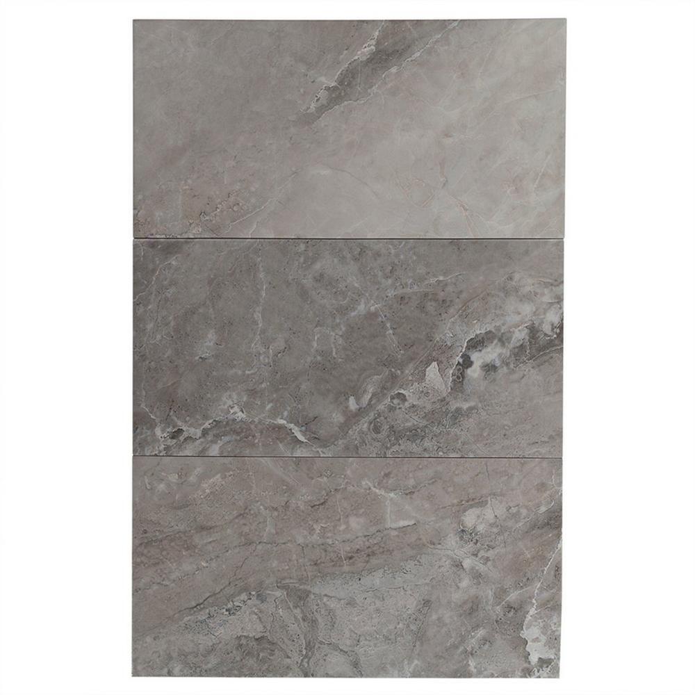 Stone look tile floor u decor counter pinterest tile