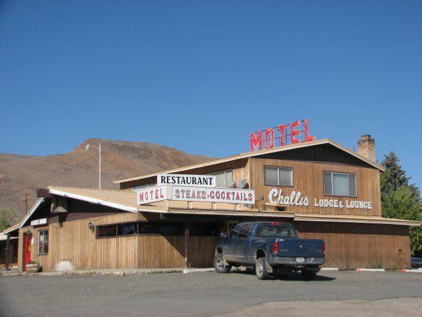 Challis Lodge And Lounge 1220 Main St Id 83226