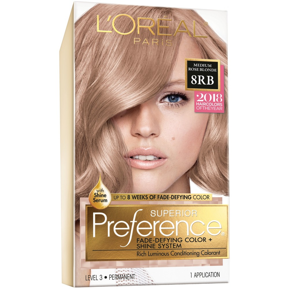 Preference Preference Rose Blonde Collection Light Rose Blonde 9rb Rose Blonde Hair Rose Blonde Hair Color