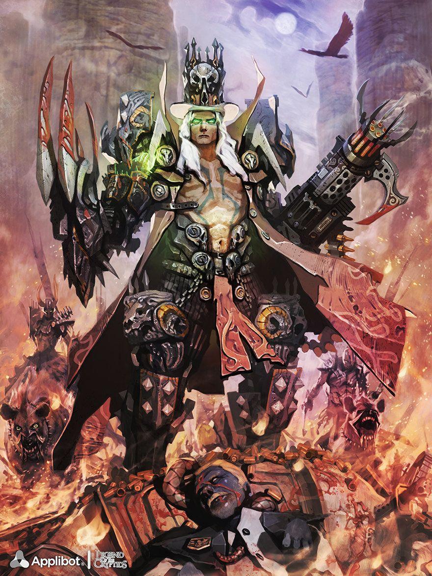 ArtStation - The Bandit King - Advanced Version -, Reynan Sanchez