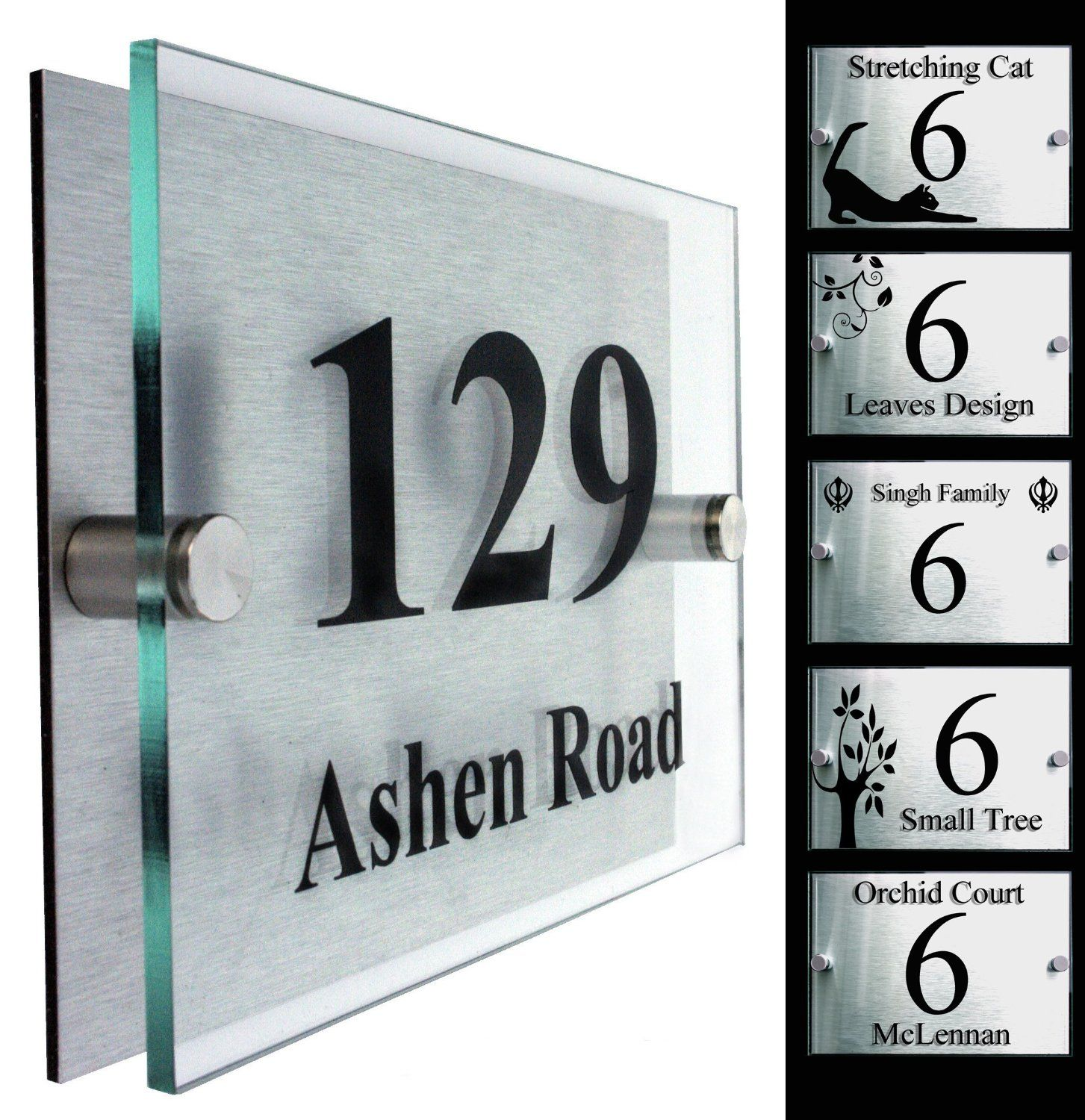 Amazon Co Uk House Numbers Amp Signs Garden Amp Outdoors