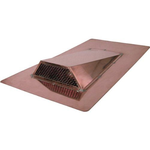 8 Stainless Steel Low Profile Roof Exhaust Vent W Screen Read More Reviews Of The Product By Visiting The Link On Roof Exhaust Vent Exhaust Vent Roof Cap
