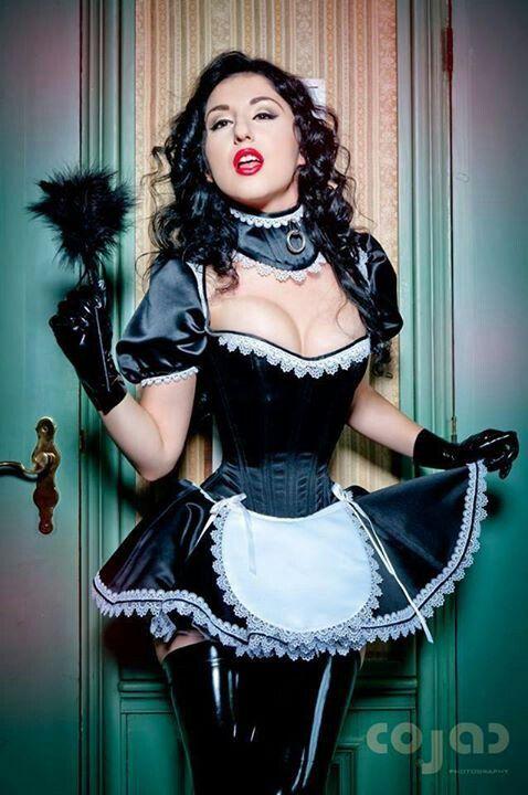 French Maid Cum