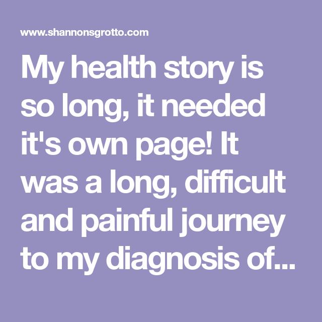 My Story-- Health | Health, Celiac disease, Reading