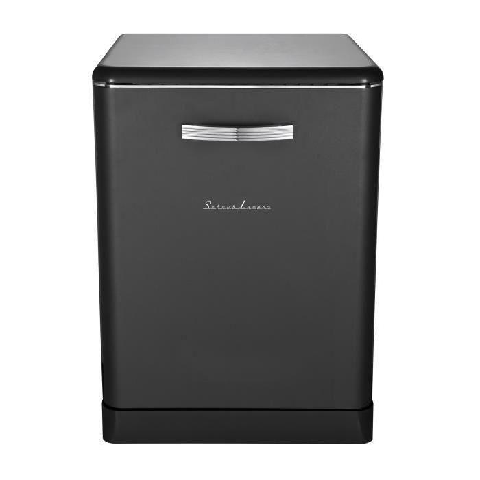 lave-vaisselle schaub lorenz sl14dwb lave-vaisselle 60 cm noir vi