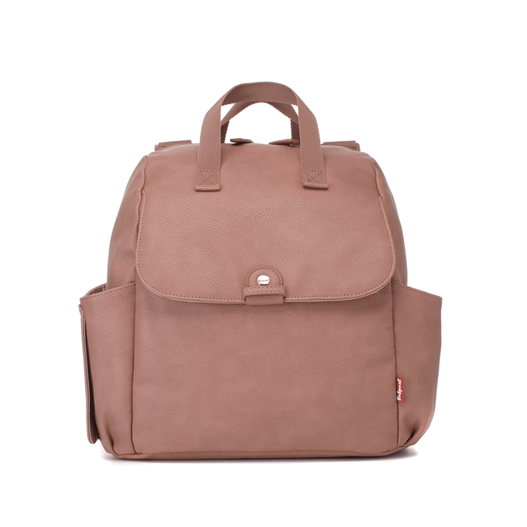 Robyn Faux Leather Diaper Bag Dusty Rose Leather Diaper Bags Faux Leather Diaper Bag Faux Leather Backpack