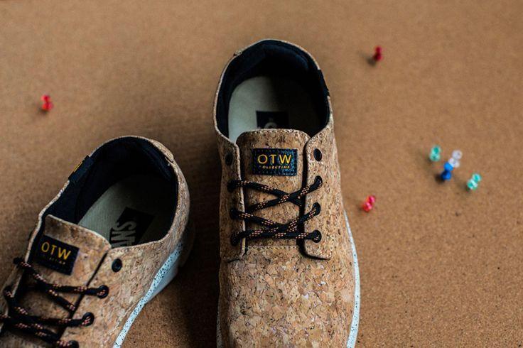 vans presents OTW summer 2014 cork shoes collection