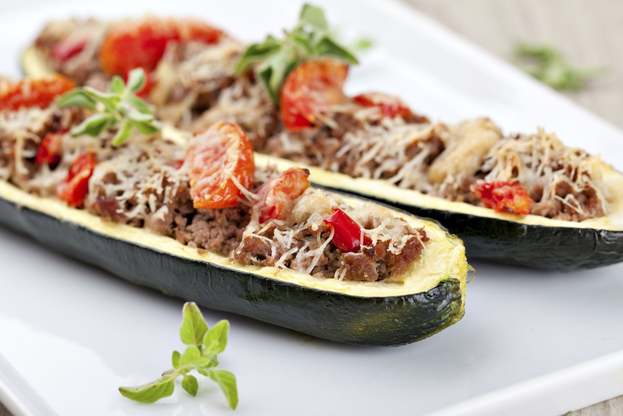 How To Cook Zucchini Stuffed With Ground Beef How To Cook Zucchini Ground Beef Rice Beef And Rice