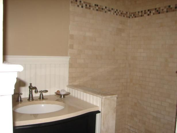 How to Install Tile in a Bathroom Shower | Italian marble, Marble ...