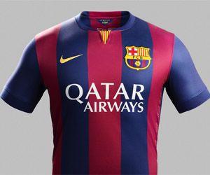 Camisas do Barcelona 2014-2015 Nike 0e44ee50162eb
