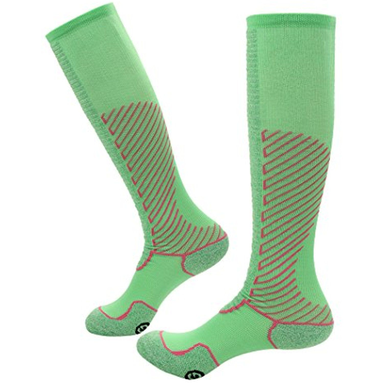 Gmark Women's Men's Football Sock Compression Socks Long