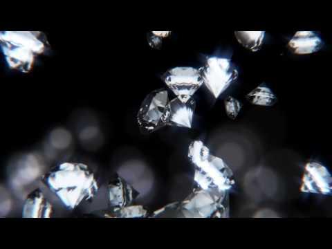 Diamonds Falling Youtube Fall Diamond Image