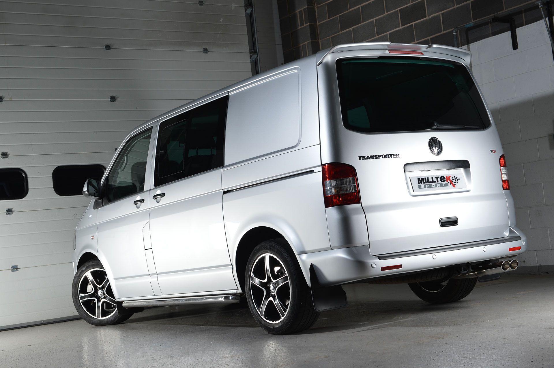 our t5 2 0 tdi bi turbo 180bhp with milltek sport exhaust. Black Bedroom Furniture Sets. Home Design Ideas