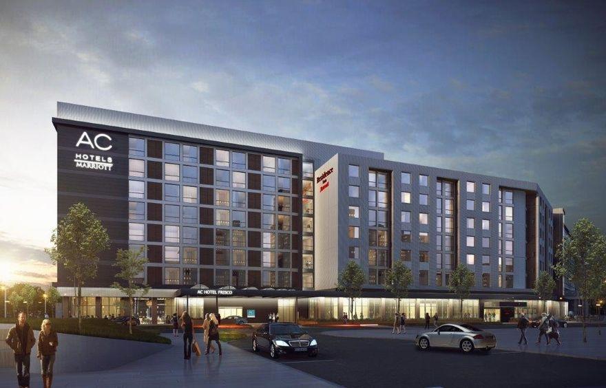 Two Executives Join Dallas Ac Hotel Residence Inn Hotel Management Ac Hotel Hotel Modern Gazebo