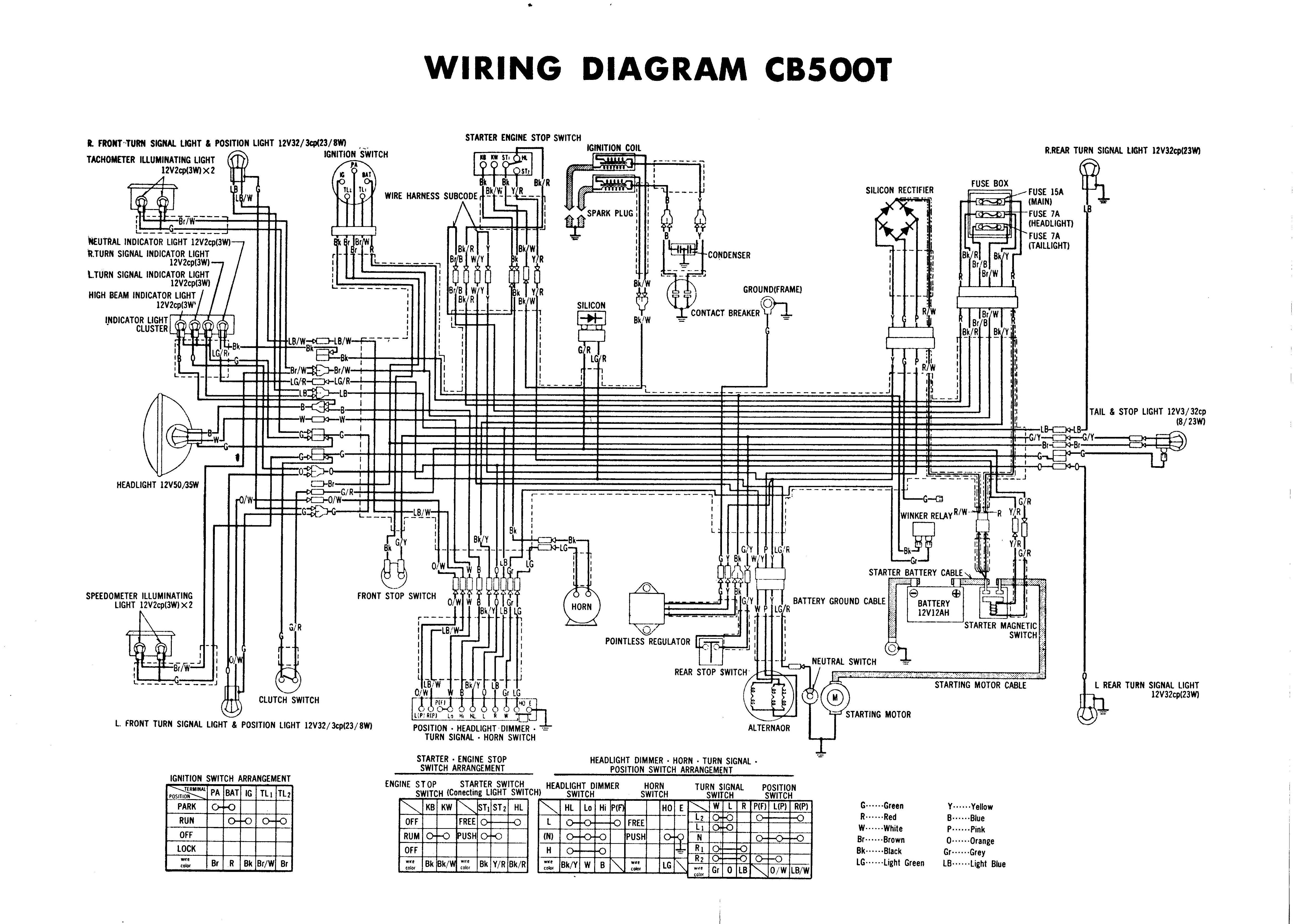 cb500t wiring diagram wiring diagram world honda cb500t wiring diagram cb500t wiring diagram wiring diagram expert [ 5438 x 3885 Pixel ]