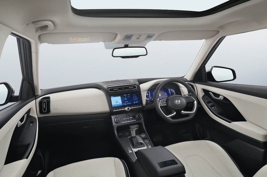 2020 Hyundai Creta Bookings Officially Open Interiors Revealed In 2020 Hyundai Connected Car New Hyundai