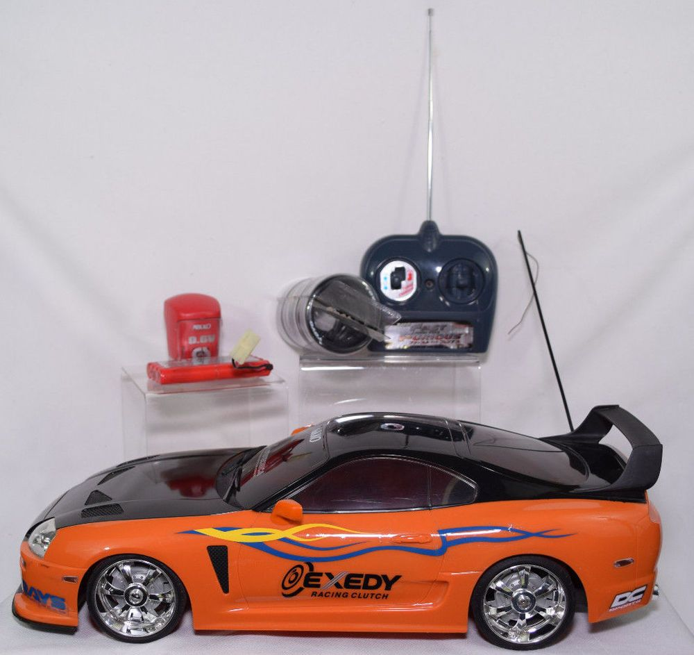 Fast and furious tokyo drift rc cars