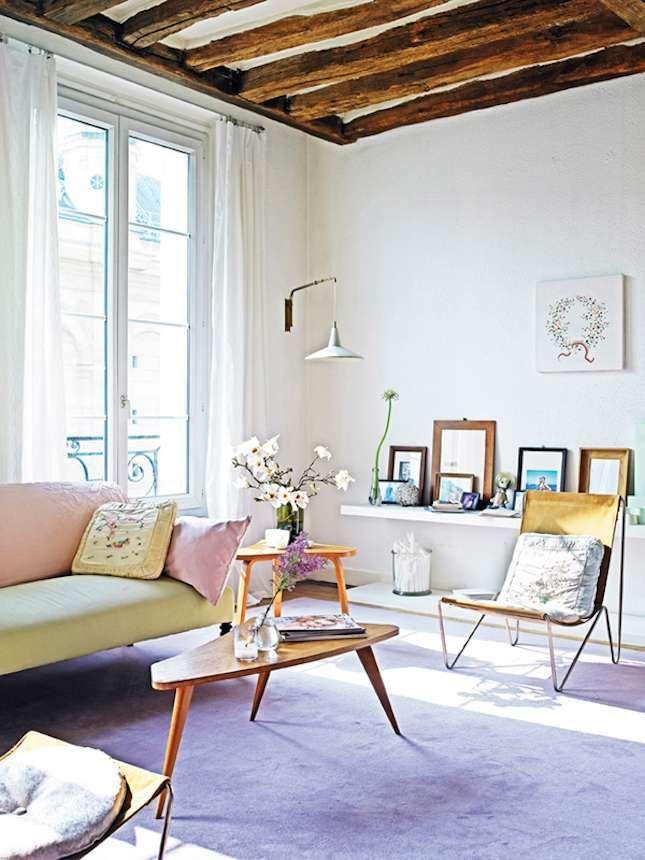 Come arredare il soggiorno con i colori pastello: le idee ...