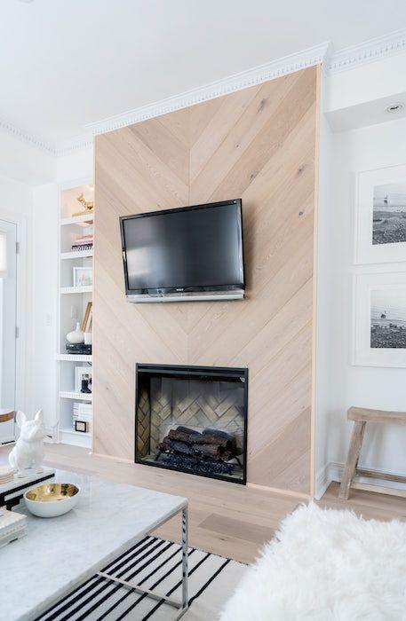 An HGTV designer's living room gets a Scandi-style makeover