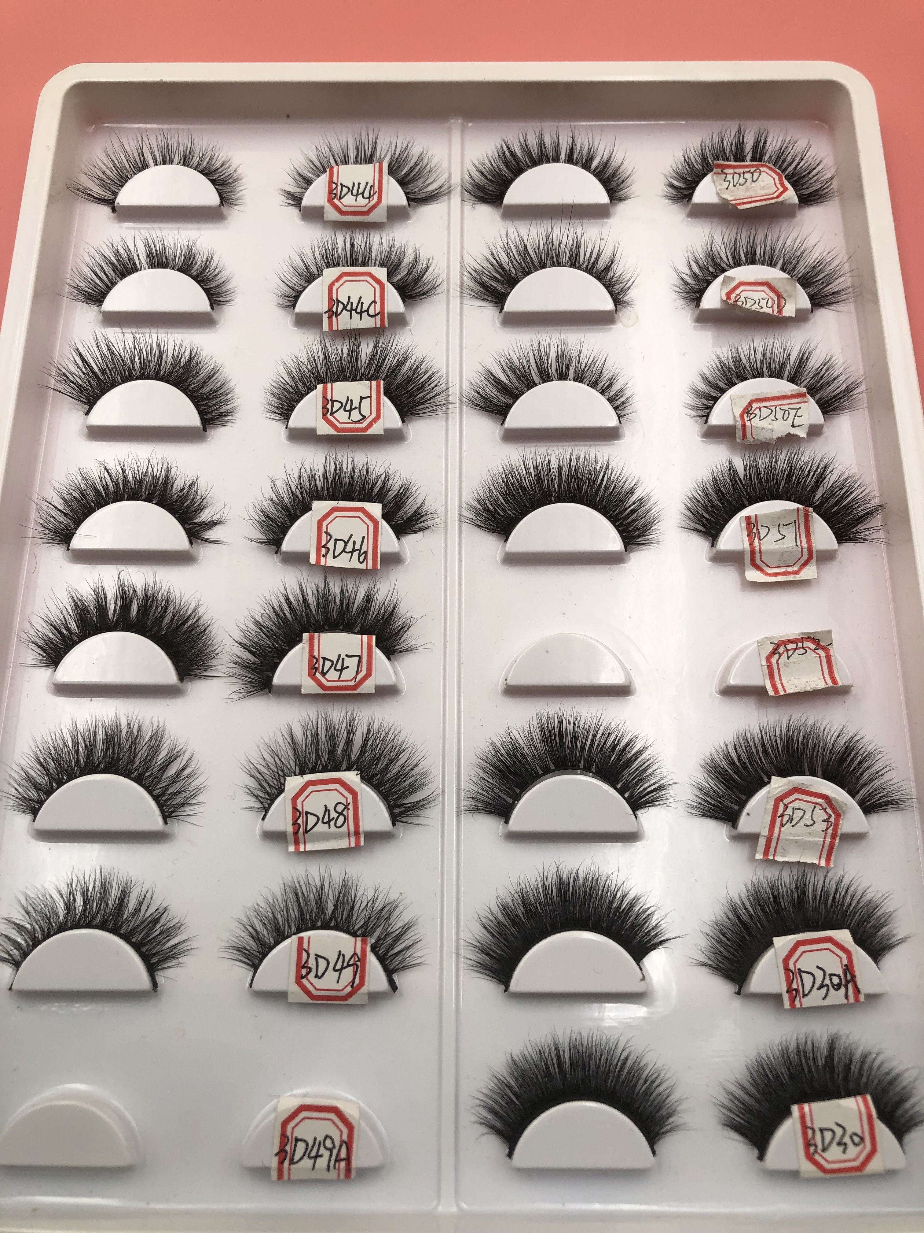 wholesale mink lashes vendors We are 3D Mink Eyelashes Vendor and