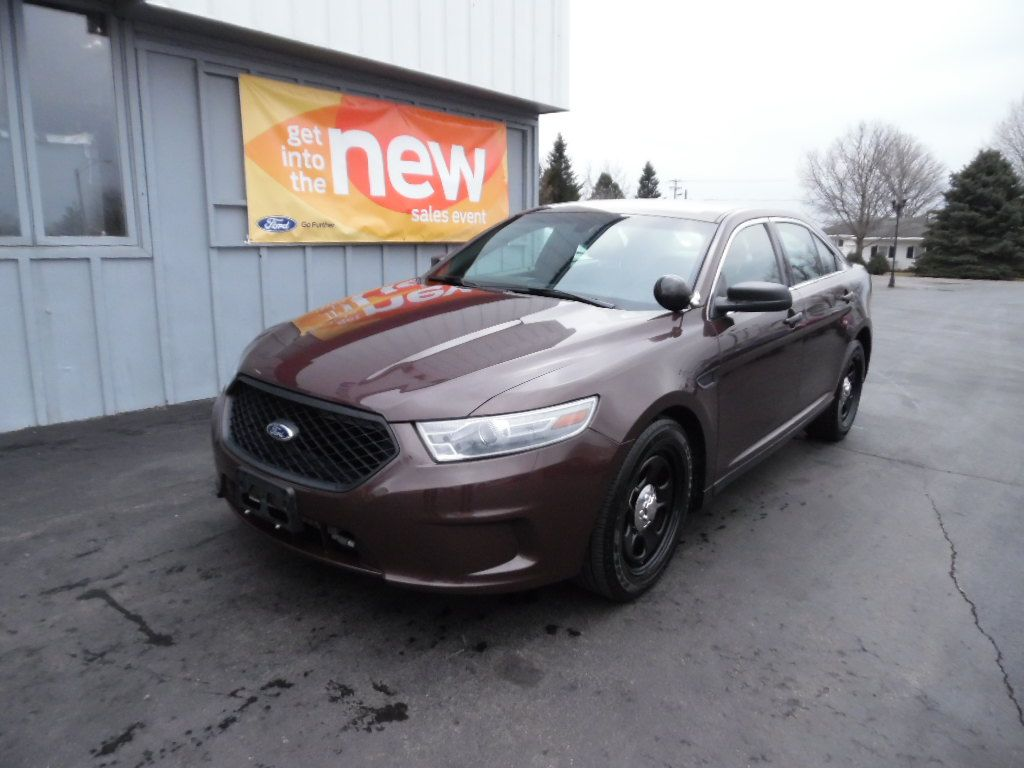2013 Ford Taurus Police Interceptor 3 5l Awd Traction Control