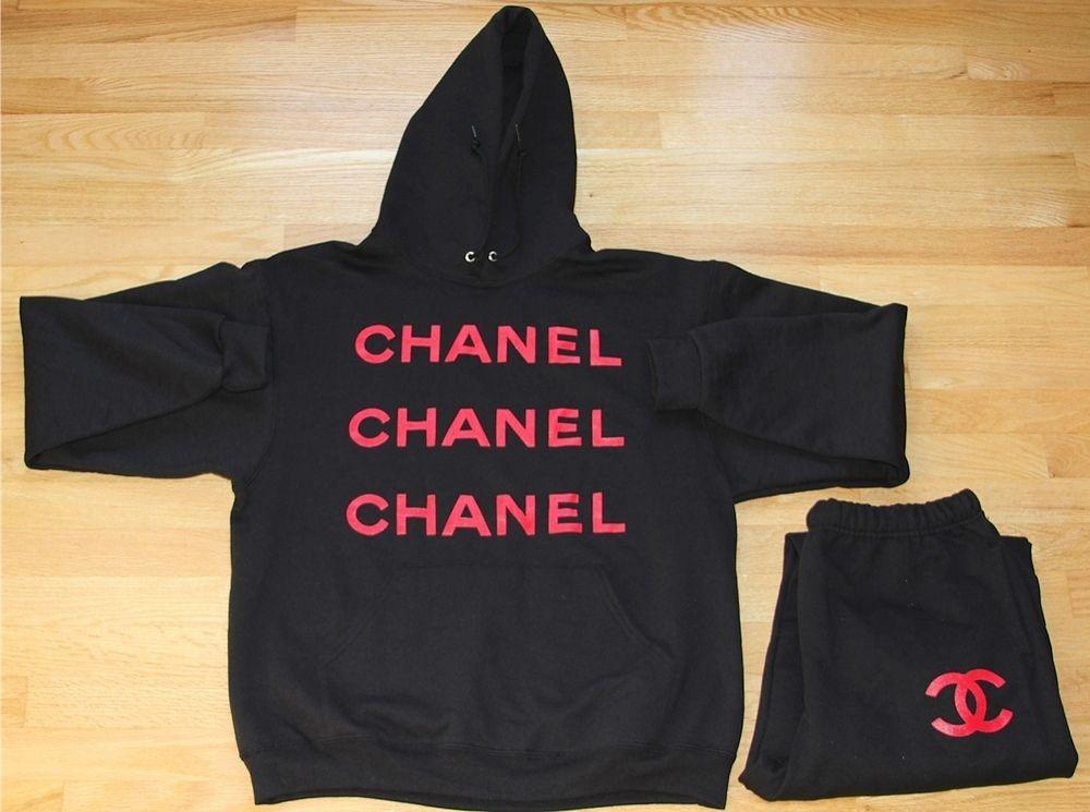 Chanel Sweatsuit Pre Order Marriani Hoodies Sweatsuits