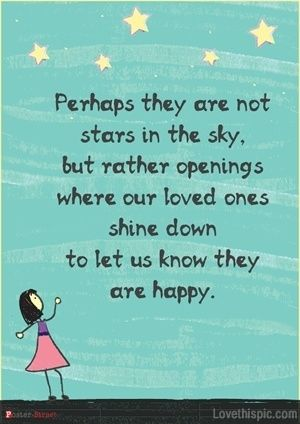 Losing A Loved One Quotes Amusing Perhaps They Are Not Stars In The Sky Quotes Quote Family Quotes In .