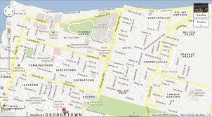 Image result for georgetown guyana map British GuianaGuyana