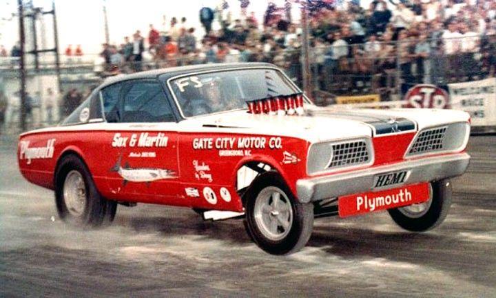 sox \u0026 martin plymouth barracuda vintage drag cars drag racingsox \u0026 martin plymouth barracuda