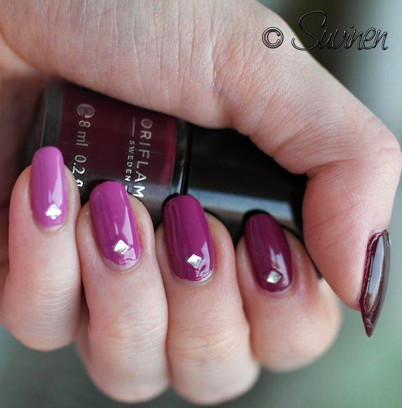 Mielenmaisemia - violet ombre