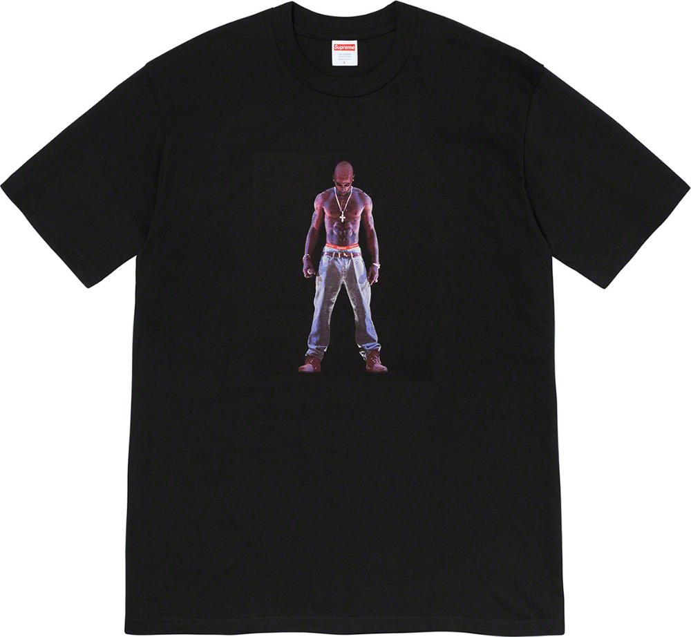 Supreme Tupac Hologram Tee Tupac Streetwear Shorts T Shirt [ 922 x 1000 Pixel ]