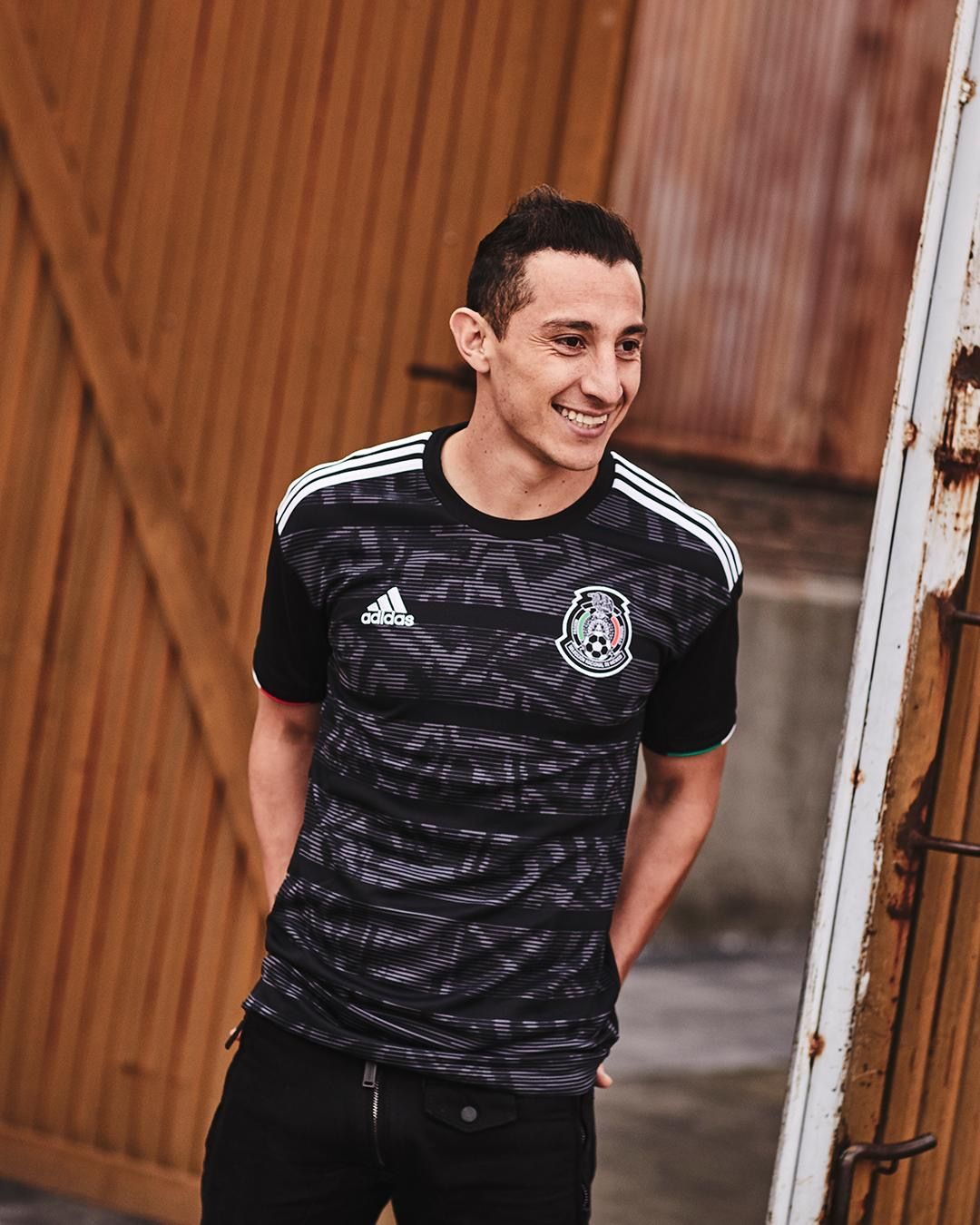 Mexico 2019 2020 Home Kit Soccer Jersey Soccer Football Shirts