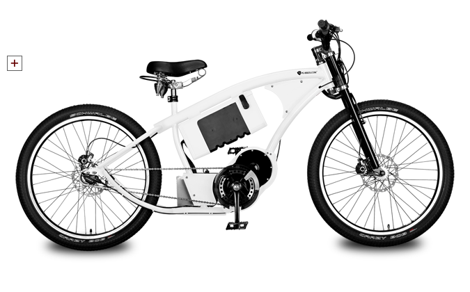 For everyone who is looking for a faithful companion, who will bring them safely and quickly through the big city jungle. The Allrounder for everyday use in the city and rush-hour traffic.