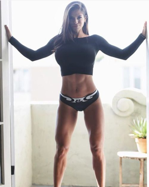 Muscle Sexiness The Training Room Michelle Lewin Fitness