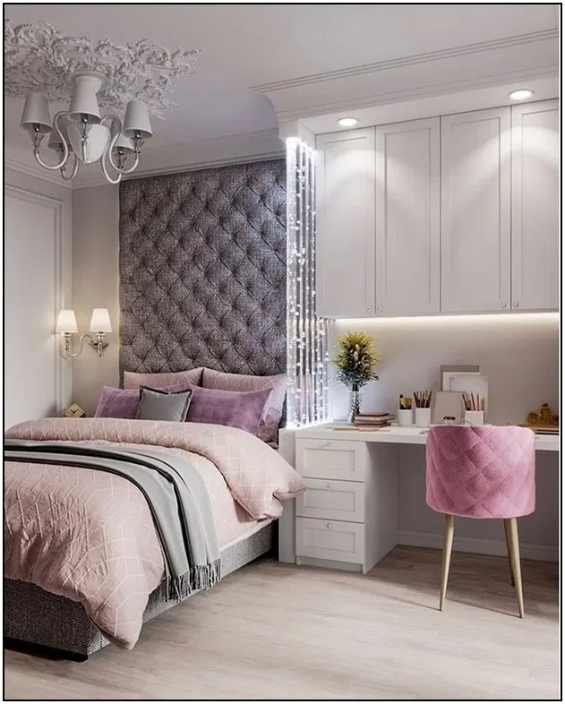 75 Stunning Girls Bedroom Designs Ideas You Must Have Page 9