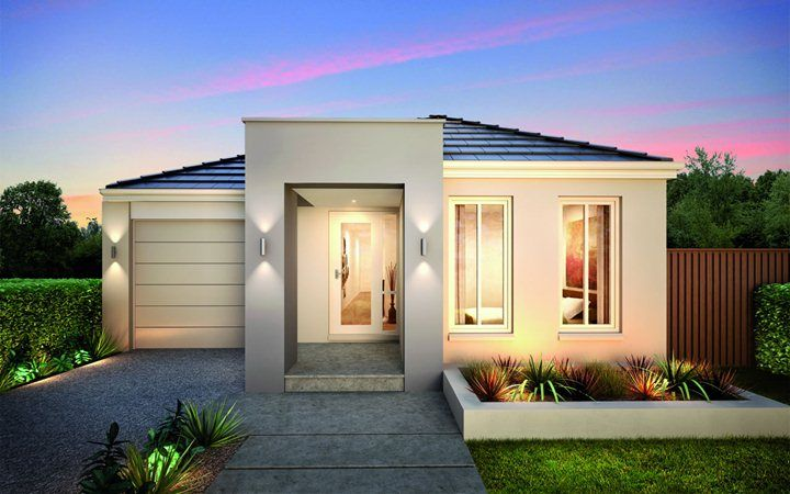 Metricon Home Designs: The Alpha - Classic Facade. Visit www ...
