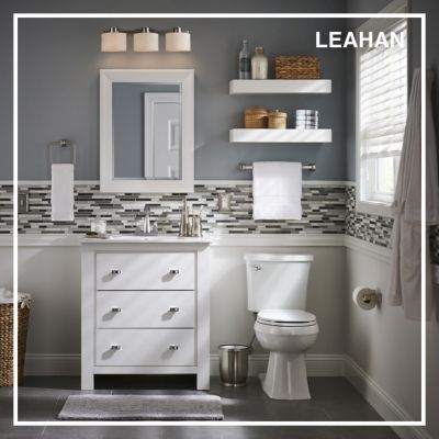 Shop Bathroom Collections And Decor At Lowe's