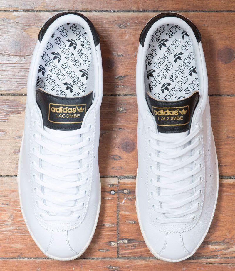 adidas Originals Lacombe - White/Black