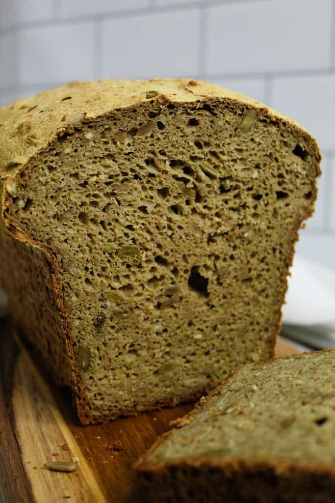 Gluten Free Buckwheat Bread Recipe In 2020 Buckwheat Bread Gluten Free Buckwheat Bread Gluten Free Recipes Bread