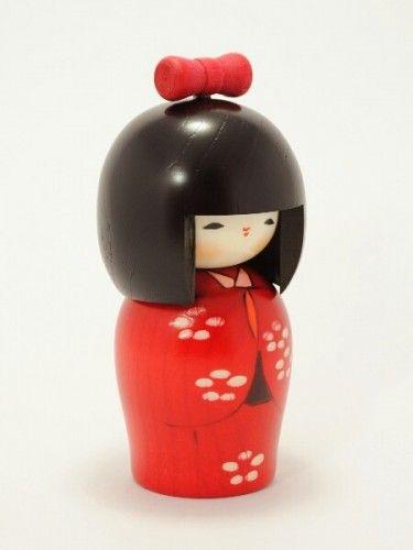 Kokeshi Puppe/ /Tsubomi